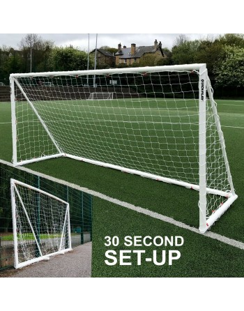 30 second set up of goal