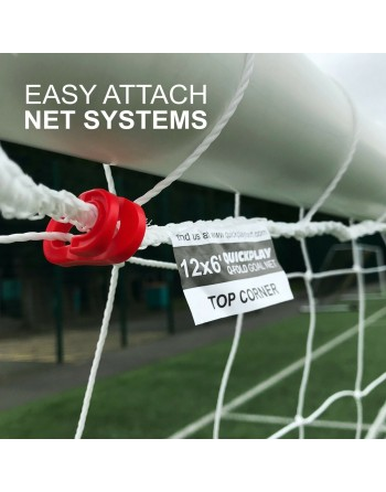 Easy attach net systems