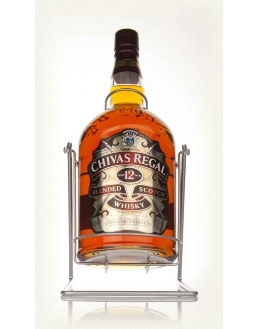 Chivas Regal 4.5 Litre 12 Year Old Blended Scotch Whisky